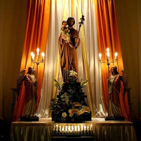 Tavolate di San Giuseppe con processione e fiera