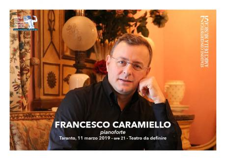 Francesco Caramiello, Pianoforte