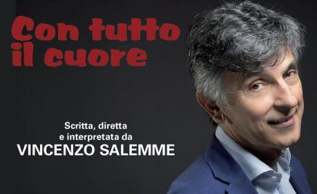 """Vincenzo Salemme in """"Con tutto il cuore"""""""
