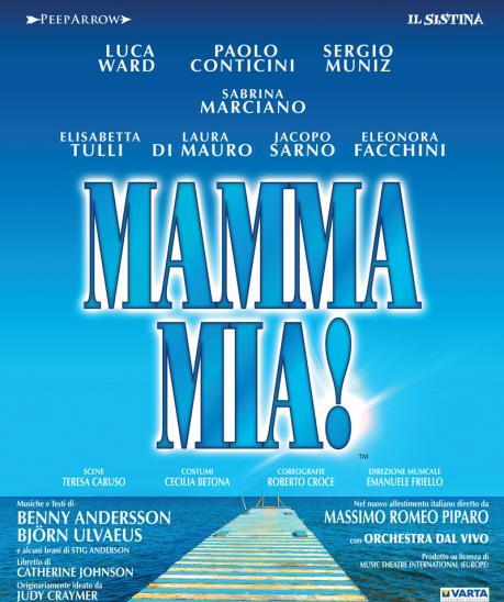 Mamma Mia, il musical