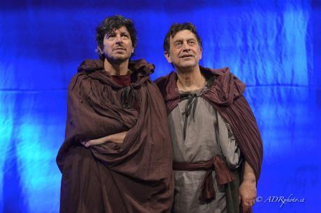 Come Cristo comanda con Michele La Ginestra e  Massimo Wertmuller