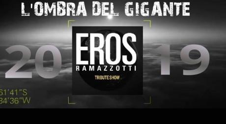 L' OMBRA DEL GIGANTE - Eros Ramazzotti tribute in concerto al Nordwind discopub di Bari