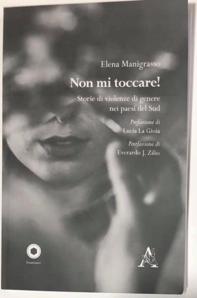 """PsicoBar - Presentazione del Libro """"Non mi toccare! di Elena Manigrasso"""