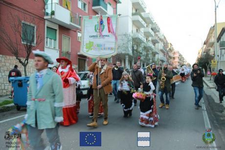 Carnevale di Pomarico