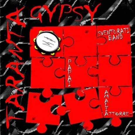 """Raduno di pizzica e musica popolare con i """"Taranta Gypsy"""" per il loro 10° anniversario"""