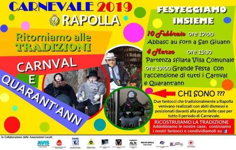 Carnevale di Rapolla 2019