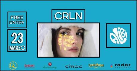CRLN al The Alibi di Foggia