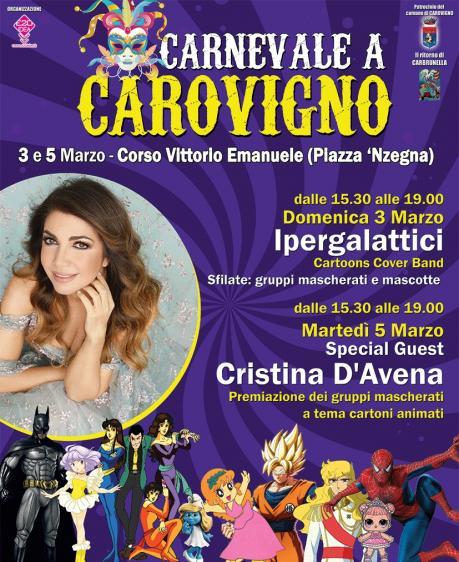 Carnevale a Carovigno