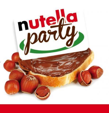 NUTELLA PARTY IN MASCHERA