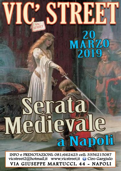 Serata Medievale