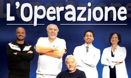 """Antonio Catania, Nicolas Vaporidis, Giorgio Gobbi in """"L'operazione"""""""