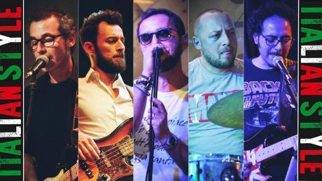Aritmia - Italian Style Funky/Rock/Pop - Trani