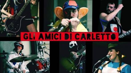 Gli Amici Di Carletto - Rock Animati al Santo Graal!