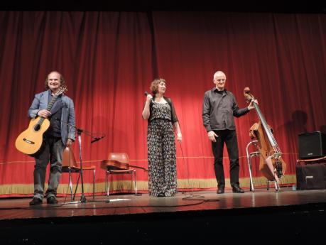 """Dono...in un Mare di Musica - """"Brasil, Napoli, latin-jazz & classical music"""""""