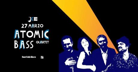 Atomic Bass quartet_Jazz Club Experience