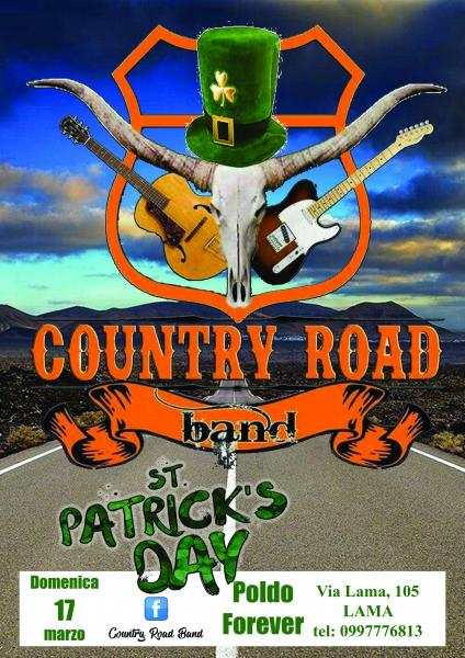 St. Patrick's Day - Country Road Band