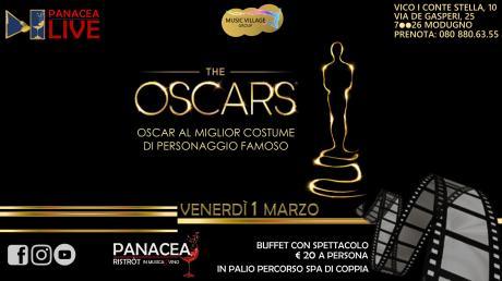 Notte da Oscar - 1 marzo 2019 | PanaceaLIVE