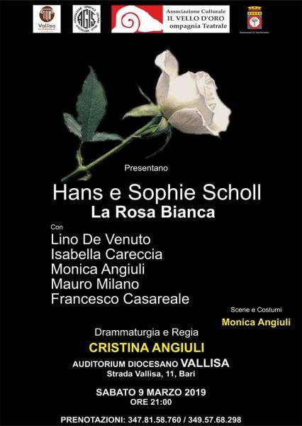 Hans e Sophie Scholl - La Rosa Bianca