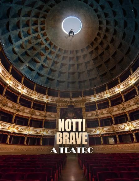 """Carl Brave presenta """"Notti Brave a Teatro"""""""