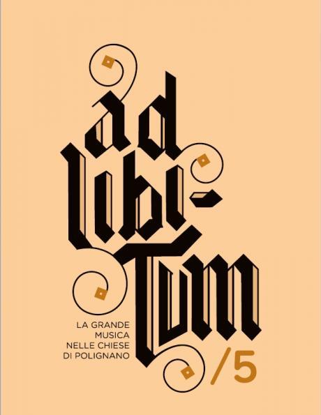Tre mesi di appuntamenti per la V edizione del festival 'Ad Libitum - La grande musica nelle chiese di Polignano'