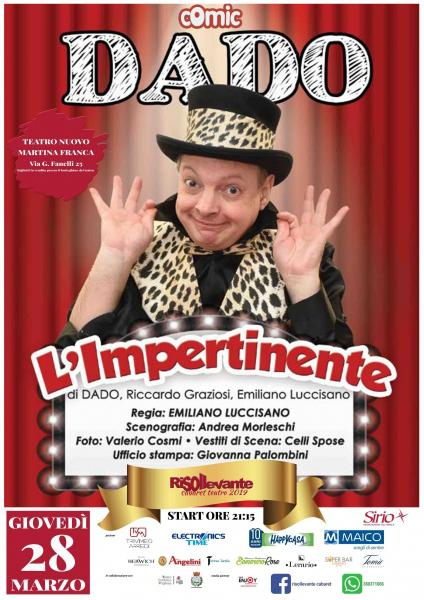 DADO - L'IMPERTINENTE