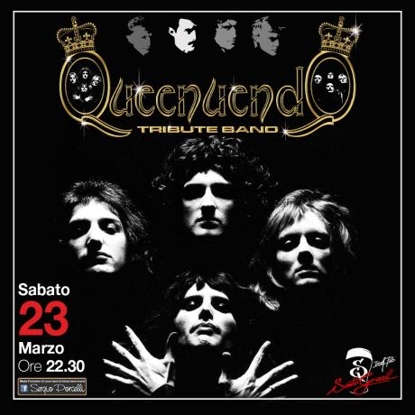 Queenuendo tribute band a Trani