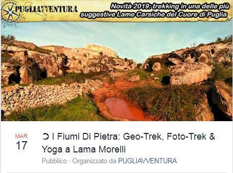 i Fiumi di Pietra: geo trek, foto trek & yoga a lama Morelli