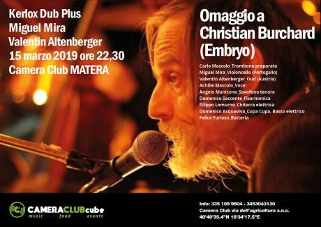 Omaggio a Christian Butchard (Embryo)_Kerlox Dub Plus Valentin Altenberger e Miguel Mira