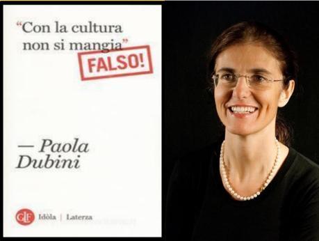 """Paola Dubini presenta """"Con la cultura non si mangia (Falso!)"""""""