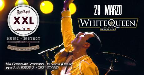 WHITE QUEEN at XXL Music Bistrot (Villanova)