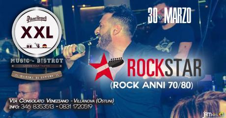 Rockstar live band at XXL Music Bistrot (Villanova)