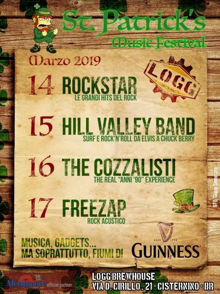 St. Patrick's Music Festival