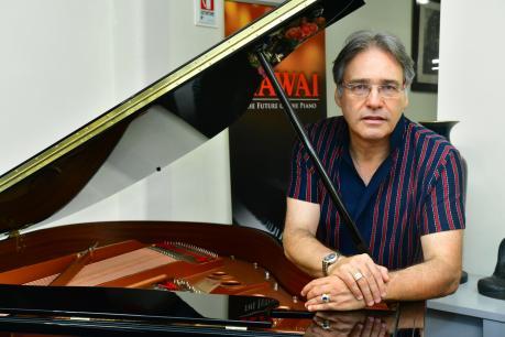 Concerto pianistico del M° Maurizio D'Ovidio