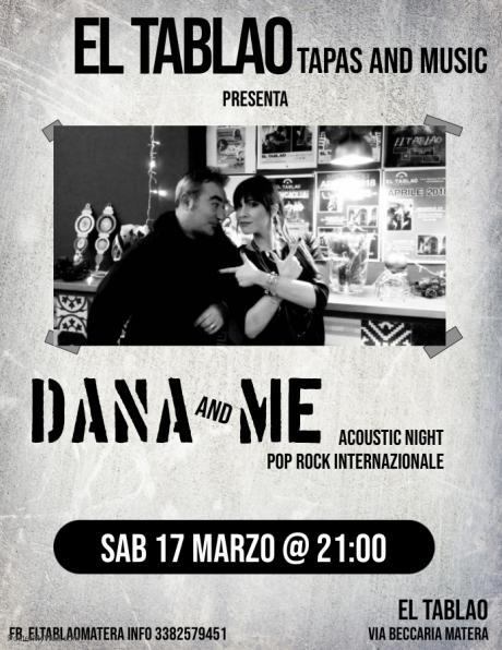 DANA and ME / Live