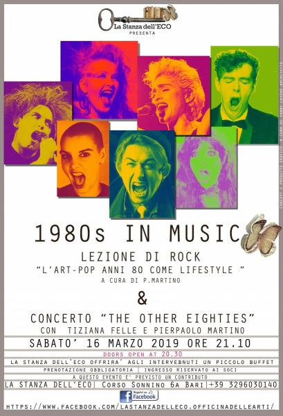 1980s In MUSIC