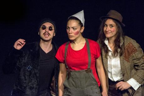 Al Teatro Don Sturzo è di scena Pinocchio