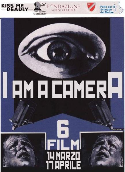 I AM A CAMERA Sei pellicole sul mestiere del fotografo tra cinema e documentario