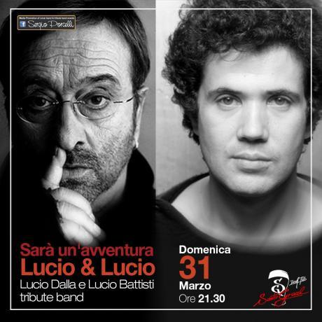 """Sarà un'avventura"""" Lucio & Lucio a Trani"""