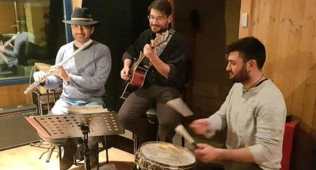 The Buskers in concerto a Martano