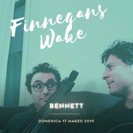 Finnegans Wake | Domenica Live Music