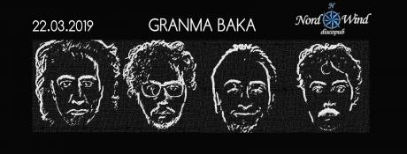 Granma baka live al Nordwind di Bari