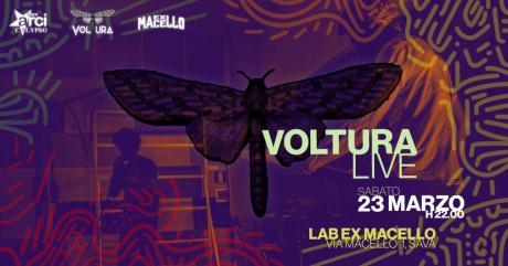 Voltura - Live at Lab Ex Macello