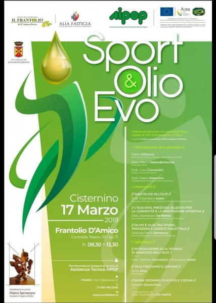 Sport & Olio Evo
