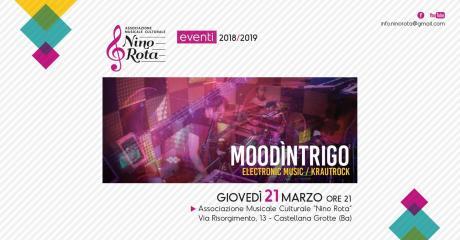 Moodìntrigo live set // Associazione Nino Rota