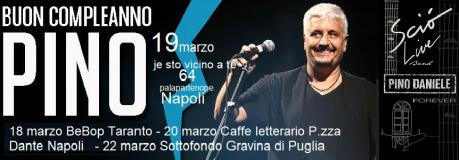 Sciò  Live Band Pino Daniele Forever-Acoustic Trio Project