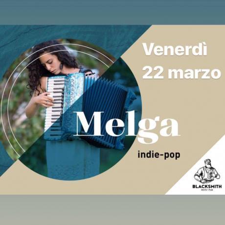 MELGA live @ BlackSmith Pub a Crispiano TA)