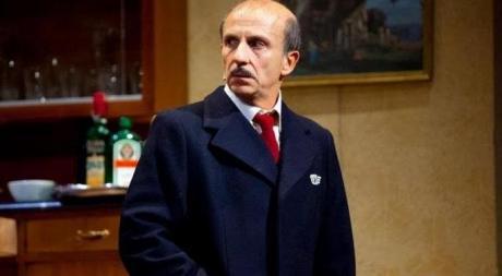 """Carlo Buccirosso a Taranto con """"Colpo di scena"""""""