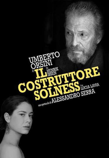 """Al teatro Savoia di Campobasso va in scena """"Il Costruttore Solness"""""""