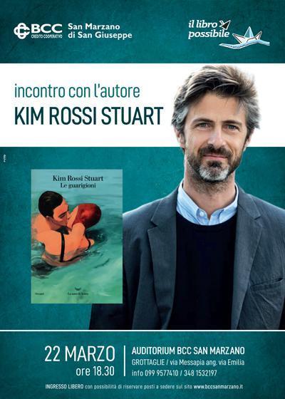 Incontro con l'autore Kim Rossi Stuart