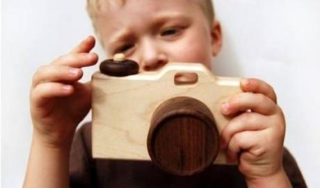 La scatola magica, giocando con la fotografia